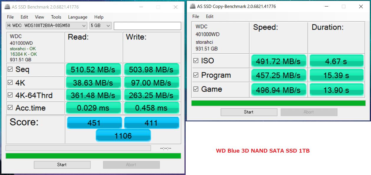 WD Blue 3D NAND SATA SSD 1TB_AS