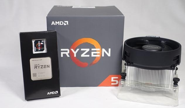 Ryzen 5 1600をフラゲできたので早速OCしてみた。