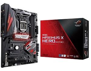 ASUS ROG MAXIMUS X HERO (Wi-Fi AC) ATXマザーボード