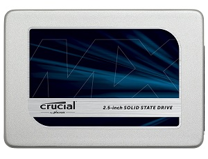 Crucial [ Micron製 ] 内蔵SSD 2.5インチ MX300 1TB ( 3D TLC NAND / SATA 6Gbps / 3年保証 )正規代理店 CT1050MX300SSD1