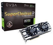 EVGA GTX 1080 SC2