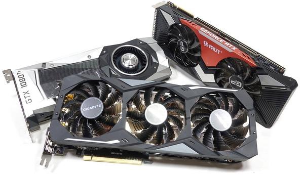 GeForce RTX 2080のレビュー記事一覧へ