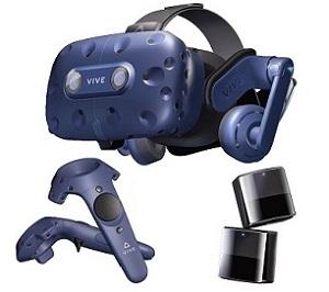HTC VIVE PRO VR HMD フルセット版