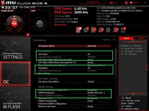 MSI X299 XPOWER GAMING AC_BIOS_OC test (1)