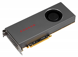 AMD Radeon RX 5700 リファレンスモデル