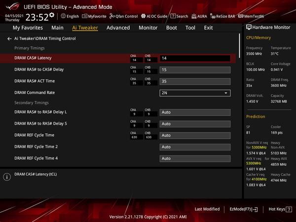 ASUS ROG STRIX Z590-I GAMING WIFI_OC Test_BIOS (3)