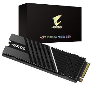 GIGABYTE AORUS Gen4 7000s SSD 1TB