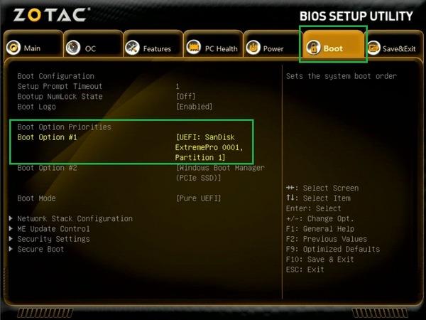 ZOTAC ZBOX Eシリーズ EN52060V BIOS_update_3