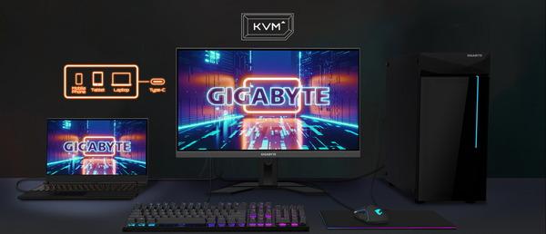 GIGABYTE M28U_KVM