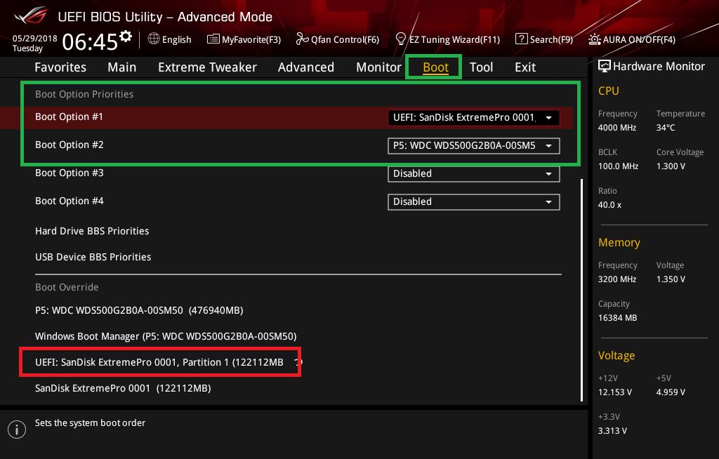 ASUS ROG CROSSHAIR VII HERO (Wi-Fi)_BIOS_10