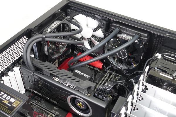 Ryzen CPU&簡易水冷グラボ搭載「サイコム G-Master Hydro X370A」をレビュー