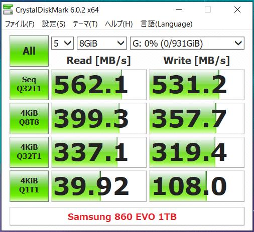 Samsung 860 EVO 1TB_CDM