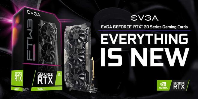 EVGA製RTX 20XXシリーズグラボのまとめ