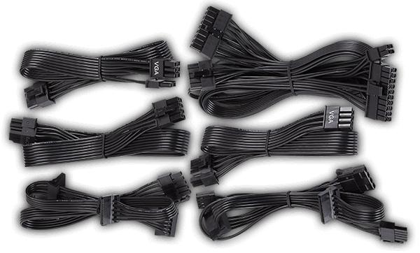 FSP DAGGER PRO 850W_cables