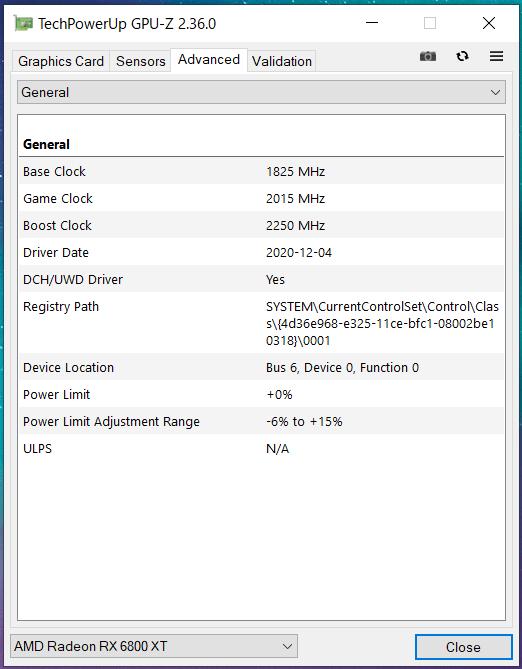 PowerColor Red Devil Radeon RX 6800 XT_Silent_GPU-Z (2)