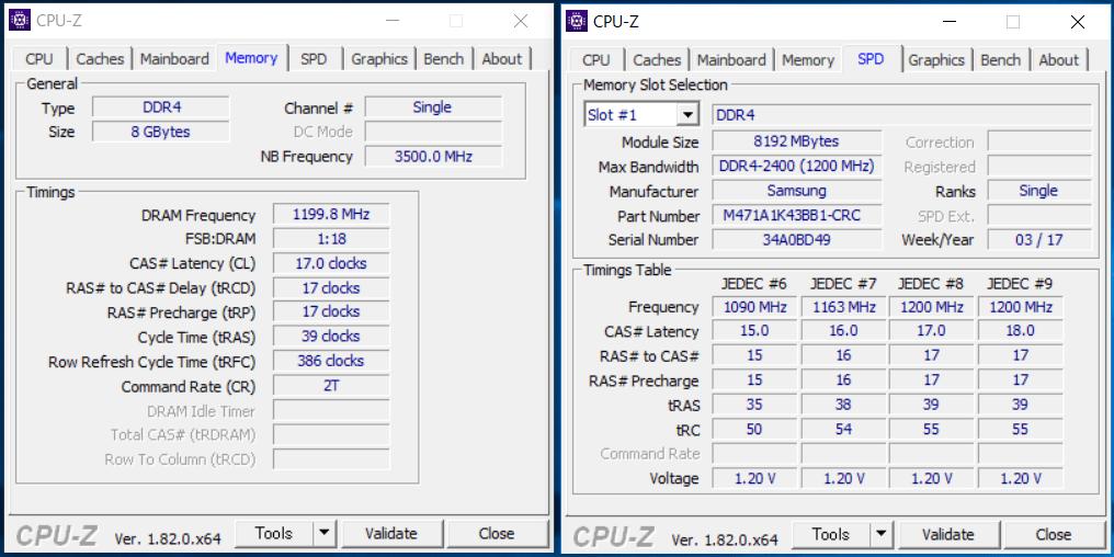 GALLERIA Mini 1060_CPU_Mem (2)