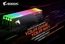 AORUS RGB Memory 3600MHz_top