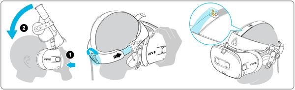 HTC VIVE Cosmos_setup-head