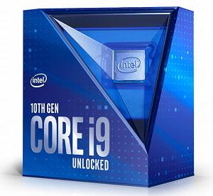 Intel Core i9 10900K 10コア20スレッド