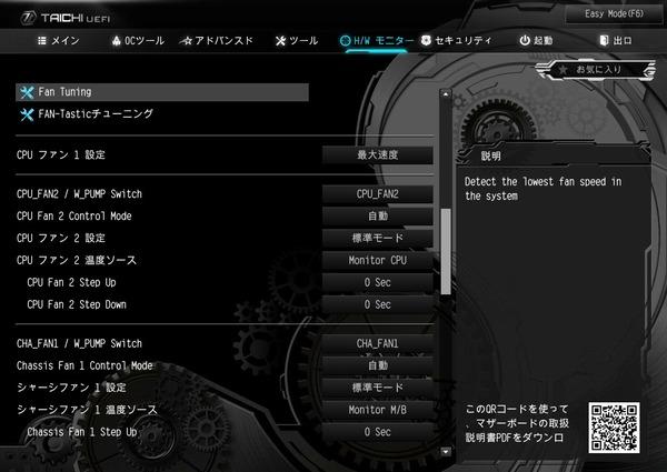 ASRock X299 Taichi CLX_BIOS_Fan_1