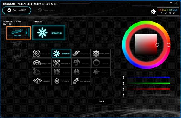 Team XCALIBUR Phantom Gaming RGB_Polychrome RGB_sync