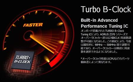 Turbo B-Clock