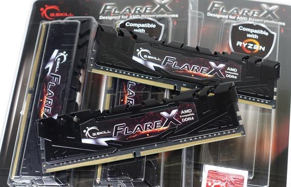 G.Skill Flare X F4-3200C14D-16GFX