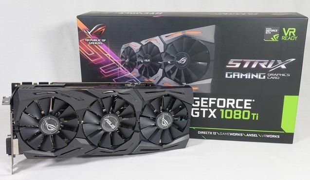 GeForce GTX 1080 Ti レビュー記事一覧