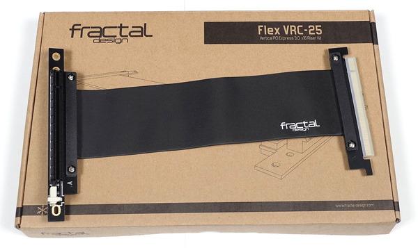Fractal Design Flex VRC-25 PCIE x16