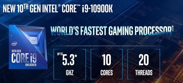 Intel 10th-Gen Comet Lake-S_Core i9 10900K