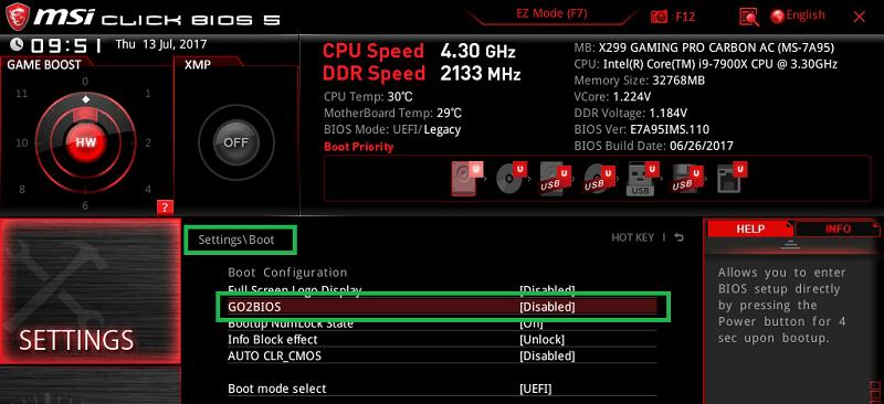 MSI X299 GAMING PRO CARBON AC_BIOS_13