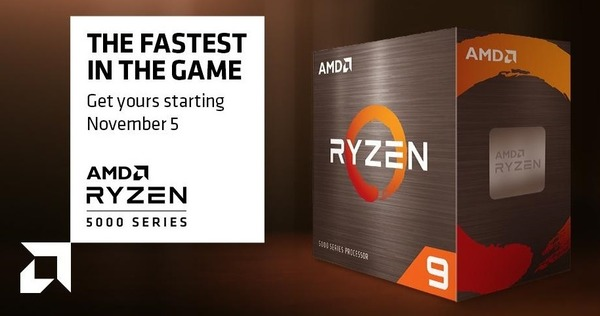 AMD Ryzen 5000_Fastest-in-Game