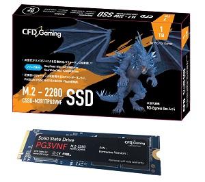 CFD PG3VNF NVMe PCIE4.0 M.2 SSD