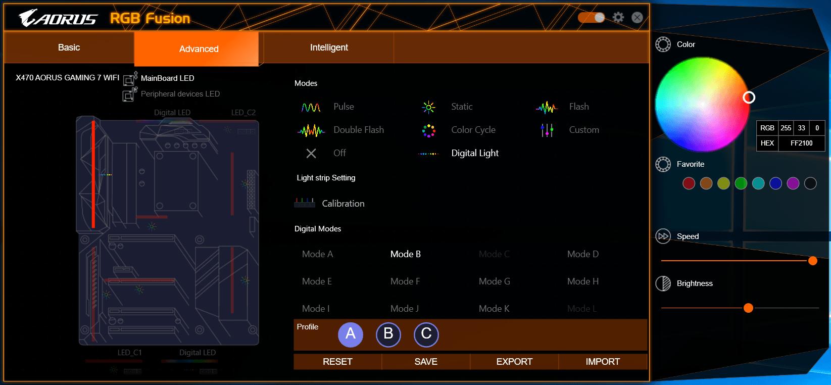 GIGABYTE RGB Fusion_4