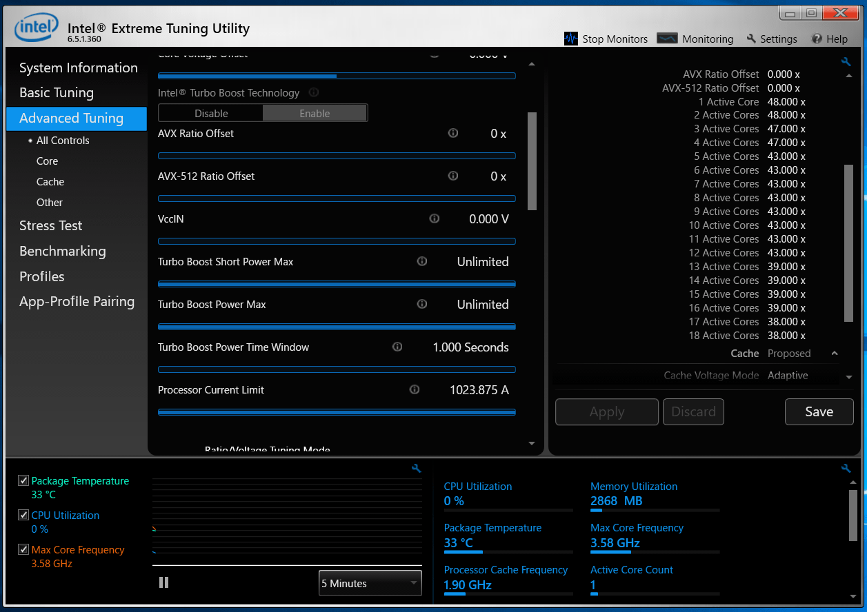 ASRock X299 Taichi CLX_10980XE def_XTU