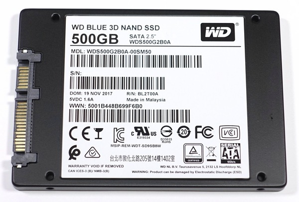 WD Blue 3D NAND SATA SSD 500GB review_03713