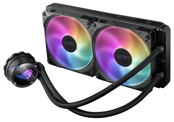 ASUS ROG STRIX LC II 280 ARGB (1)
