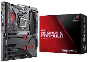 ASUS ROG MAXIMUS X FORMULA ATXマザーボード