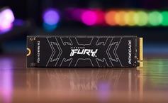Kingston FURY Renegade PCIe 4.0 NVMe M.2 SSD_top