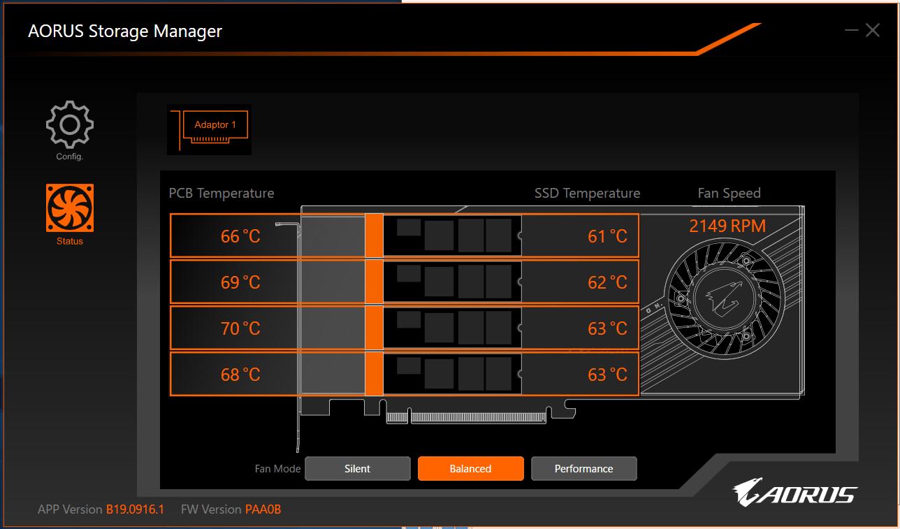 AORUS Gen4 AIC Adapter Card_temp_Balanced