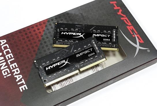 HyperX Impact DDR4 SODIMM HX432S20IB2K2/16