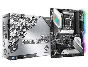 ASRock Z490 Steel Legend