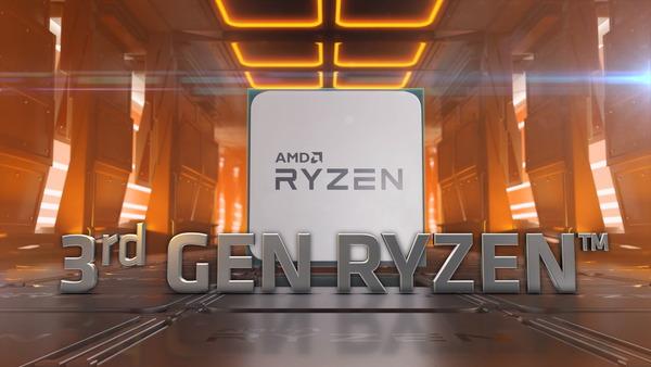 AMD Ryzen 3rd