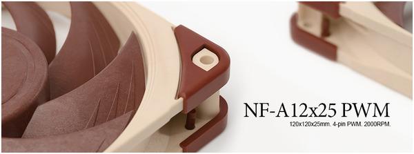 Noctua NF-A12x25 PWM_p