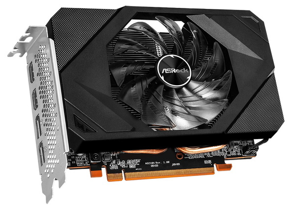 ASRock Radeon RX 6600 XT Challenger ITX 8GB (3)