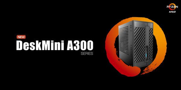 ASRock DeskMini A300_top
