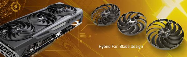 Hybrid Fan Blade