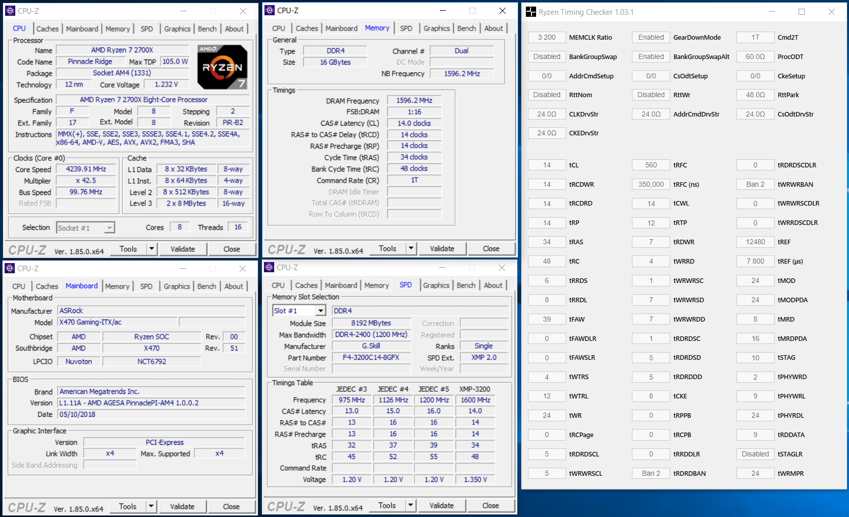 ASRock Fatal1ty X470 Gaming-ITX_ac_OC test_mem_1