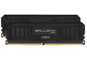 Crucial Ballistix MAX 4000MHz 16GB×2