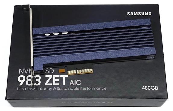 Samsung 983 ZET 480GB